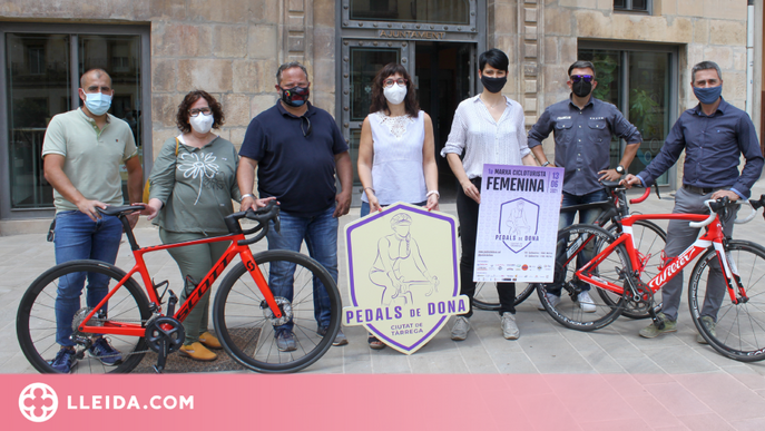 Tàrrega celebrarà l'única marxa cicloturista exclusivament femenina de Catalunya
