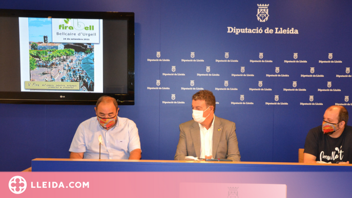 Bellcaire celebra la cinquena edició de la Firabell
