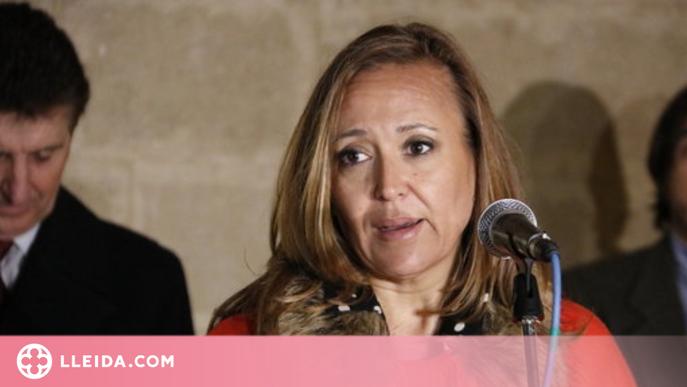 """Mayte Pérez: """"Santi Vila va ser l'únic polític català que va complir i va portar els béns de Sixena"""""""