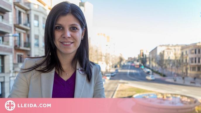 """Marta Vilalta: """"Entenc la política com una eina per a ser útil a la gent"""""""