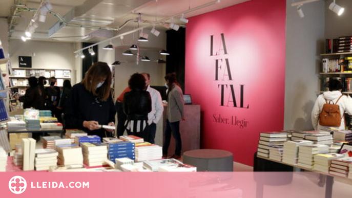 Neix La Fatal, la segona llibreria que obre portes a Lleida en plena pandèmia