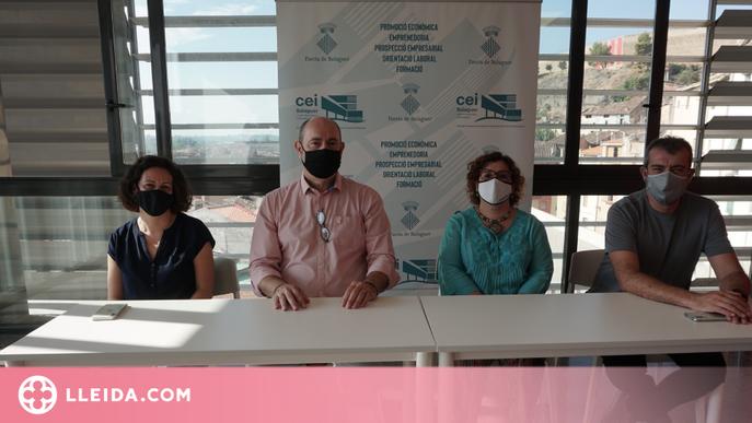 La Universitat de Lleida farà un monitoratge sobre consum energètic a Balaguer