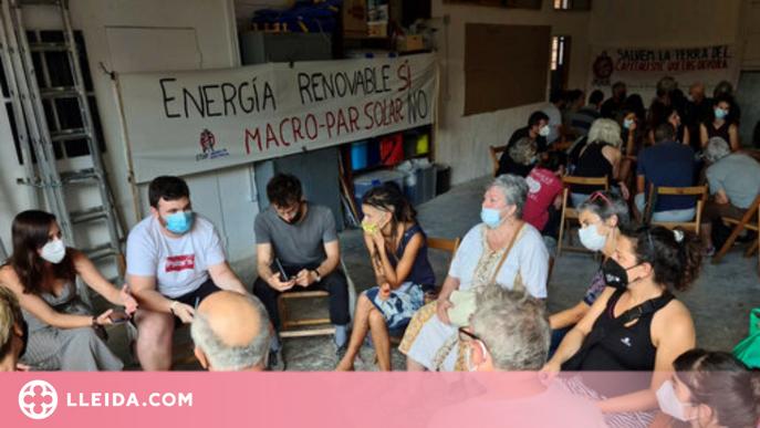 El Pallars Jussà es manifestarà contra la MAT el proper 9 d'octubre
