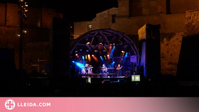 La Seu Vella s'estrena com escenari del Lleida Music Festival San Miguel