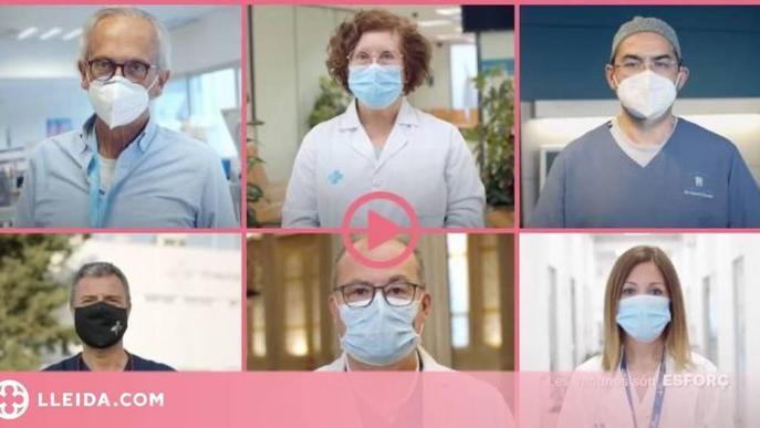 Col·legis professionals sanitaris impulsen la nova campanya #RaonsperVacunarme