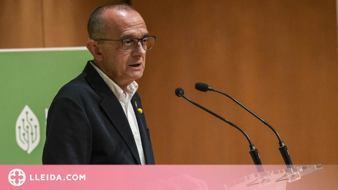 Miquel Pueyo: El 2030 Lleida serà un referent en tecnologia al servei del sector agroalimentari i de l'economia verda