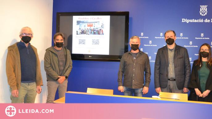 'Bandolers i Cavallers', una app interactiva que viatja al segle XVIII i ensenya la història d'un municipi de les Garrigues