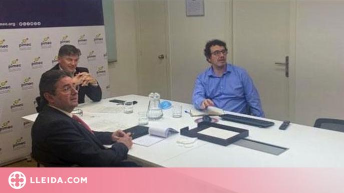 PIMEC i la patronal marroquina CGEM acorden diverses accions conjuntes per rellançar el comerç i la inversió