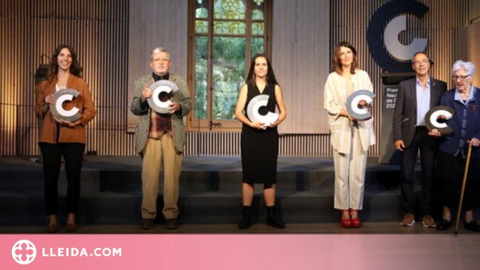 El Dansàneu, guardonat amb el Premi Nacional de Cultura pel CoNCA