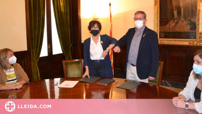 La Diputació amplia fins a 700.000 € els ajuts per fer front a les despeses derivades de la campanya de la fruita