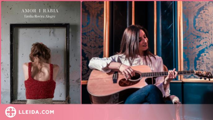 La cantautora lleidatana, Emília Rovira, presenta en concert el seu nou disc 'Amor i ràbia'