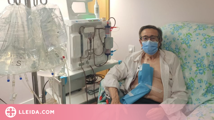 L'Arnau de Vilanova inicia un programa d'hemodiàlisi domiciliària