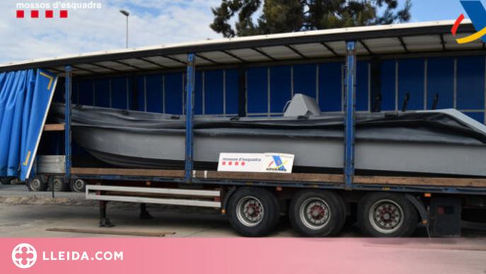 Desmantellen una organització de tràfic de drogues que operava a Lleida i arreu d'Europa