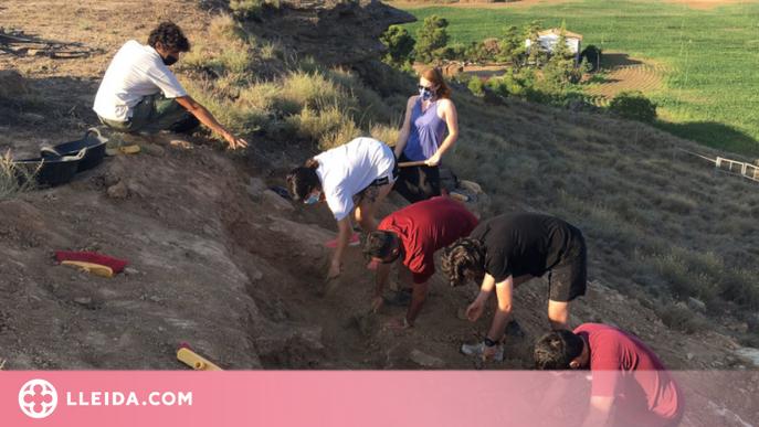Gebut i Vilars, objectius simultanis de la campanya arqueològica de la UdL