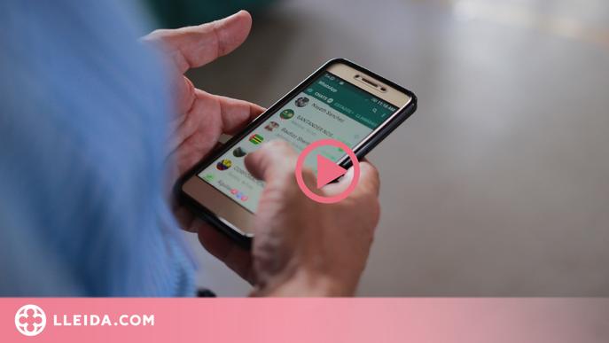 ⏯️ Així pots evitar el robatori del teu compte de WhatsApp