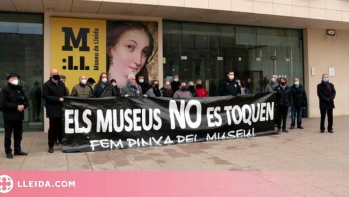 """Adverteixen que la sentència de les obres de Sixena suposaria una """"inseguretat jurídica"""" per als museus del món"""