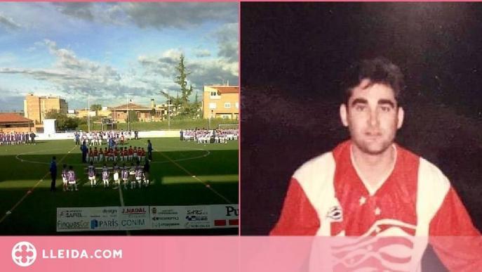 Les Borges planteja canviar el nom del camp d'esports pel de Ramon Espasa