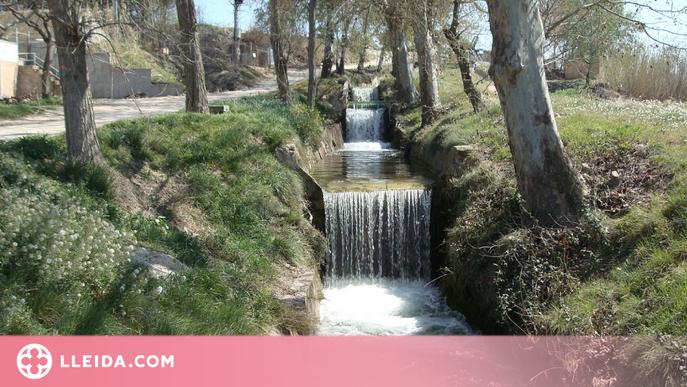 El Canal d'Urgell, passejant per les antigues hidroelèctriques de les Garrigues