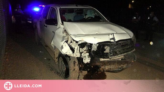 Presó sense fiança per al conductor detingut per la mort de dos motoristes a l'A-22 a Lleida