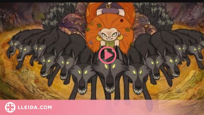 Preview amb icon play Animació  programa Animac