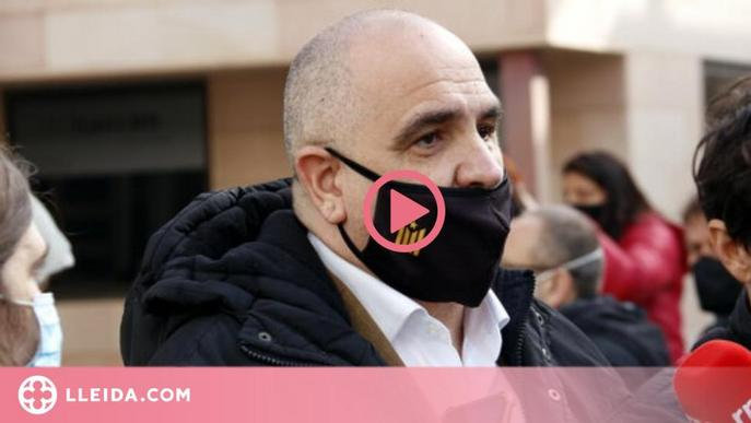 """⏯️ L'advocat dels detinguts pels aldarulls a Lleida denuncia """"agressió policial innecessària"""""""