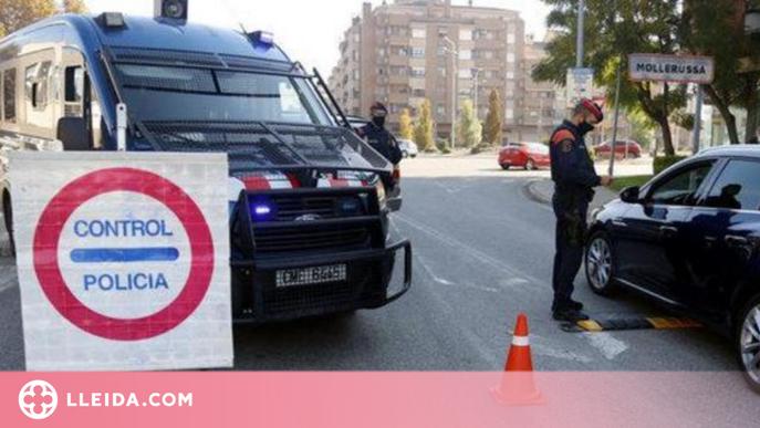 Preview control Policia carretera