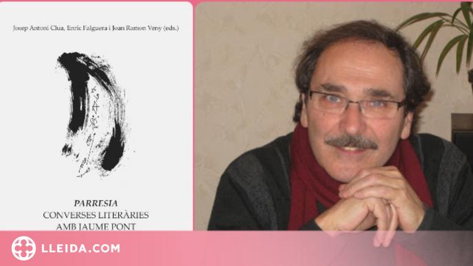Professors de la UdL reten homenatge al poeta lleidatà Jaume Pont