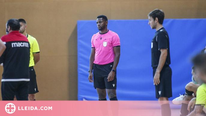 """Thierno Imrana: """"L'esport és un bé essencial i mereix mesures específiques per garantir-lo"""""""