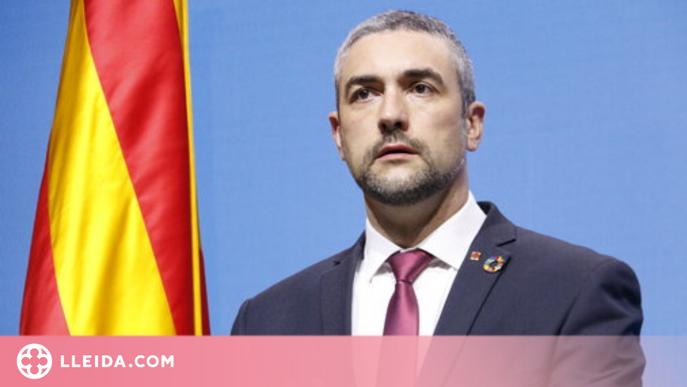 Solé serà el delegat del Govern a Ponent i Ricard Pérez al Pirineu i Aran