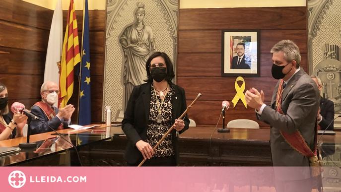 ⏯️ Judit Gisbert, primera alcaldessa de Solsona