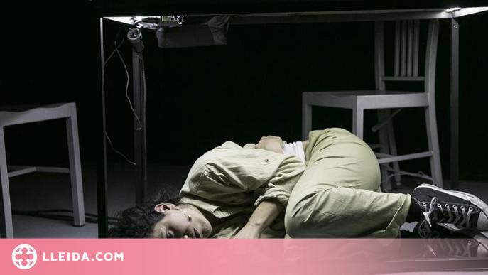 """Imatge promocional de l'obra """"Infanticida"""""""