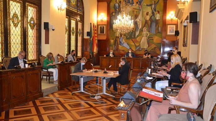 La Diputació destinarà 681.000 € a entitats culturals durant els tres propers anys