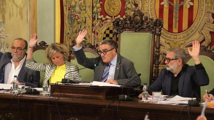 Antifrau investiga la Paeria per saltar-se la normativa en el pagament d'una factura