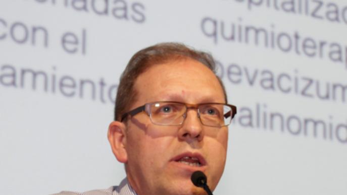 Distinció internacional per a l'investigador José Manuel Porcel