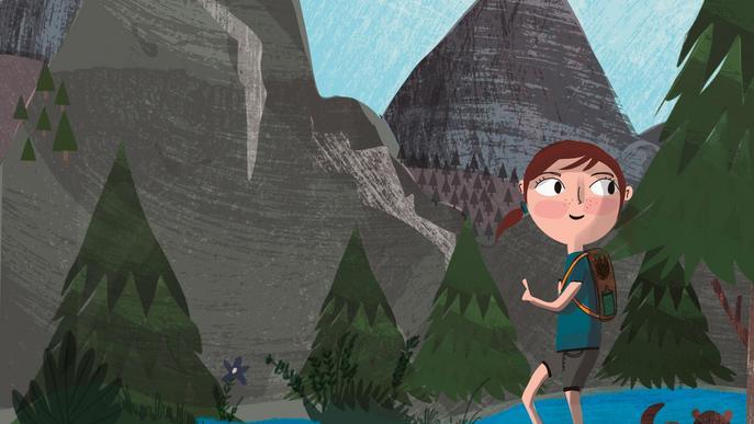 Llibre de contes per conèixer enginyosament el Parc Nacional d'Aigüestortes i Estany de Sant Maurici