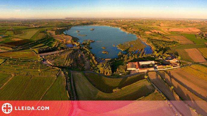 L'estany d'Ivars i Vila-Sana, un racó que preserva la natura