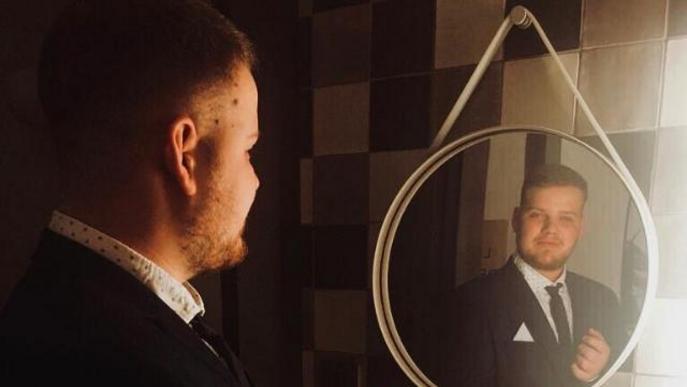 """Xavier, 23 anys: """"Sant Jordi, per mi és més especial"""""""