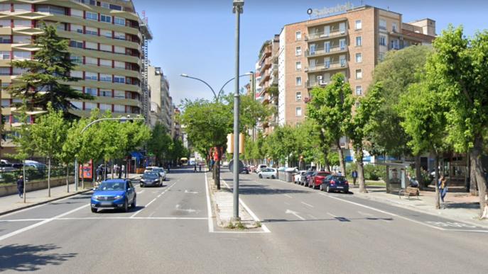 Arxiu Avinguda Prat de la Riba de Lleida