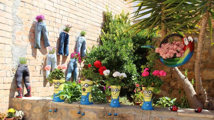 'Les Garrigues en Flor' triplica el nombre de participants