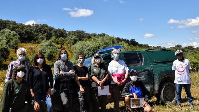 Tàrrega presenta el projecte de gestió ambiental de Lluçà