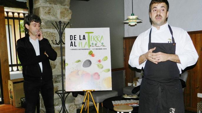 """Les primeres Jornades Gastronòmiques """"De la Terra al Plat"""", amb 30 restaurants i productors"""