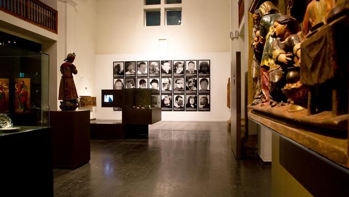 """El Museu de Lleida torna a exposar """"Presos polítics a l'Espanya contemporània"""""""