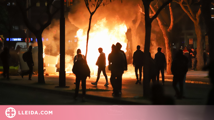 """Pueyo: """"En la defensa de la llibertat d'expressió la violència i el vandalisme d'una minoria no són la resposta"""""""