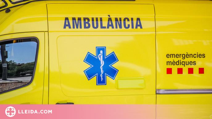 En estat crític un menor després de patir un accident amb quad en un municipi de Lleida