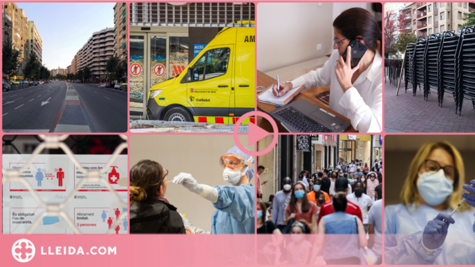 ⏯️ Un any de covid-19 a Catalunya, la pandèmia que ha capgirat les nostres vides