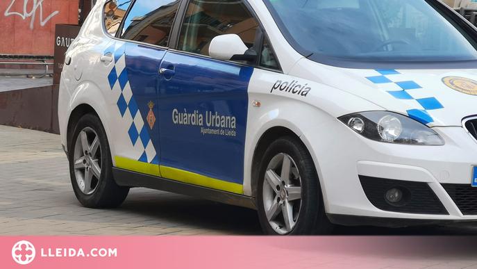 Xoca contra dos vehicles estacionats i dóna positiu a la prova d'Alcoholèmia a Lleida