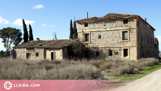 """Alerten de """"l'estat crític"""" en què es troba la Casa de Vallmanya on estiuejava Francesc Macià"""