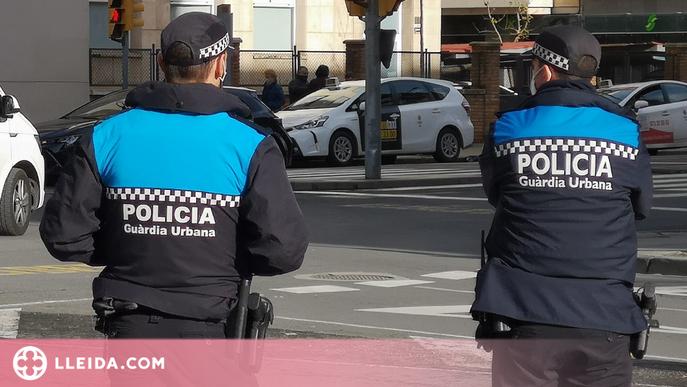Desallotgen un pis de Lleida on hi havia 22 persones que celebraven una defunció