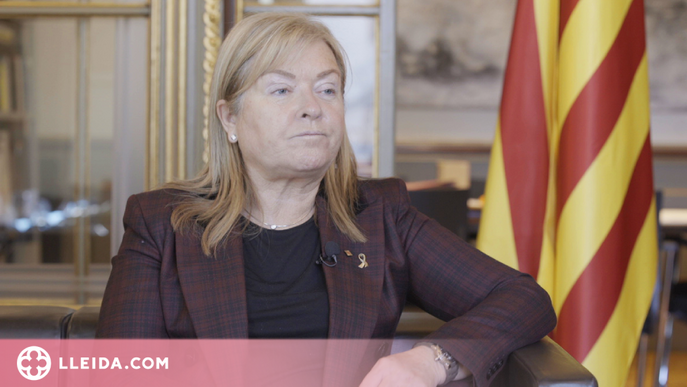 Àngels Ponsa i Roca: «Volem situar al voltant de Sant Jordi el tret de sortida de la represa cultural»