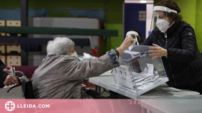 L'independentisme supera per primer cop el 50% dels vots en unes eleccions